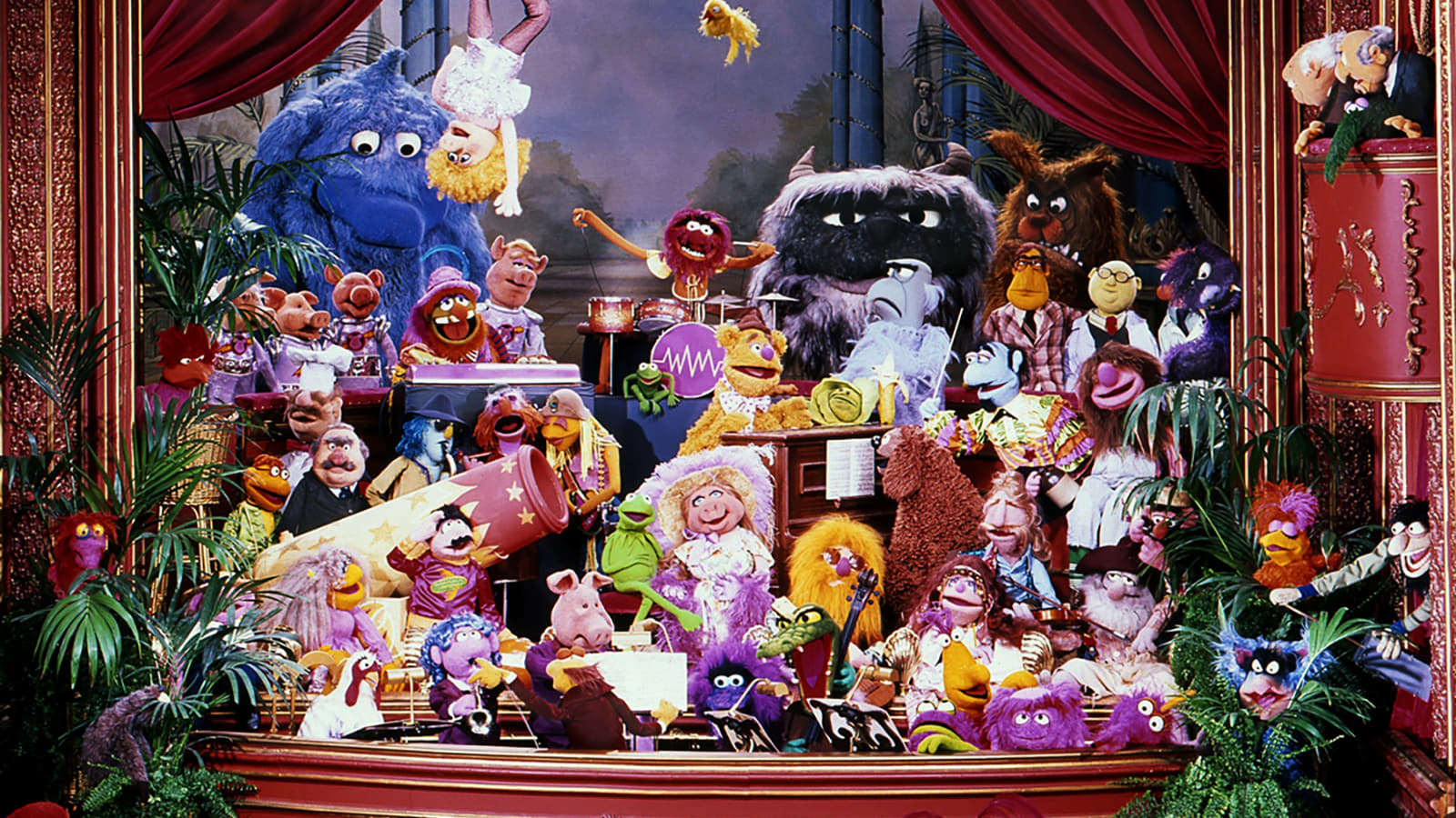 The Muppet Show binnenkort te zien bij Disney+