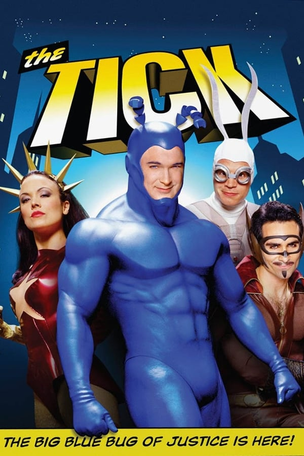 The Tick (2001) on FREECABLE TV