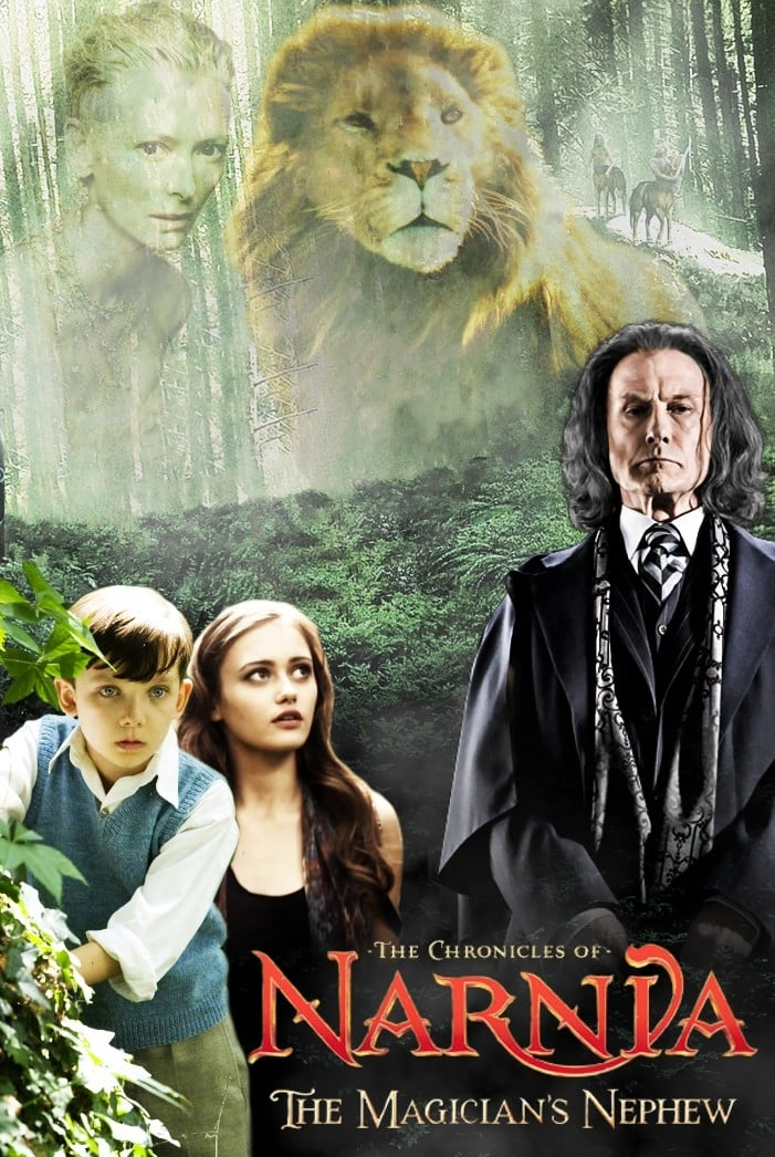 The Chronicles of Narnia: The Magician's Nephew (2021)