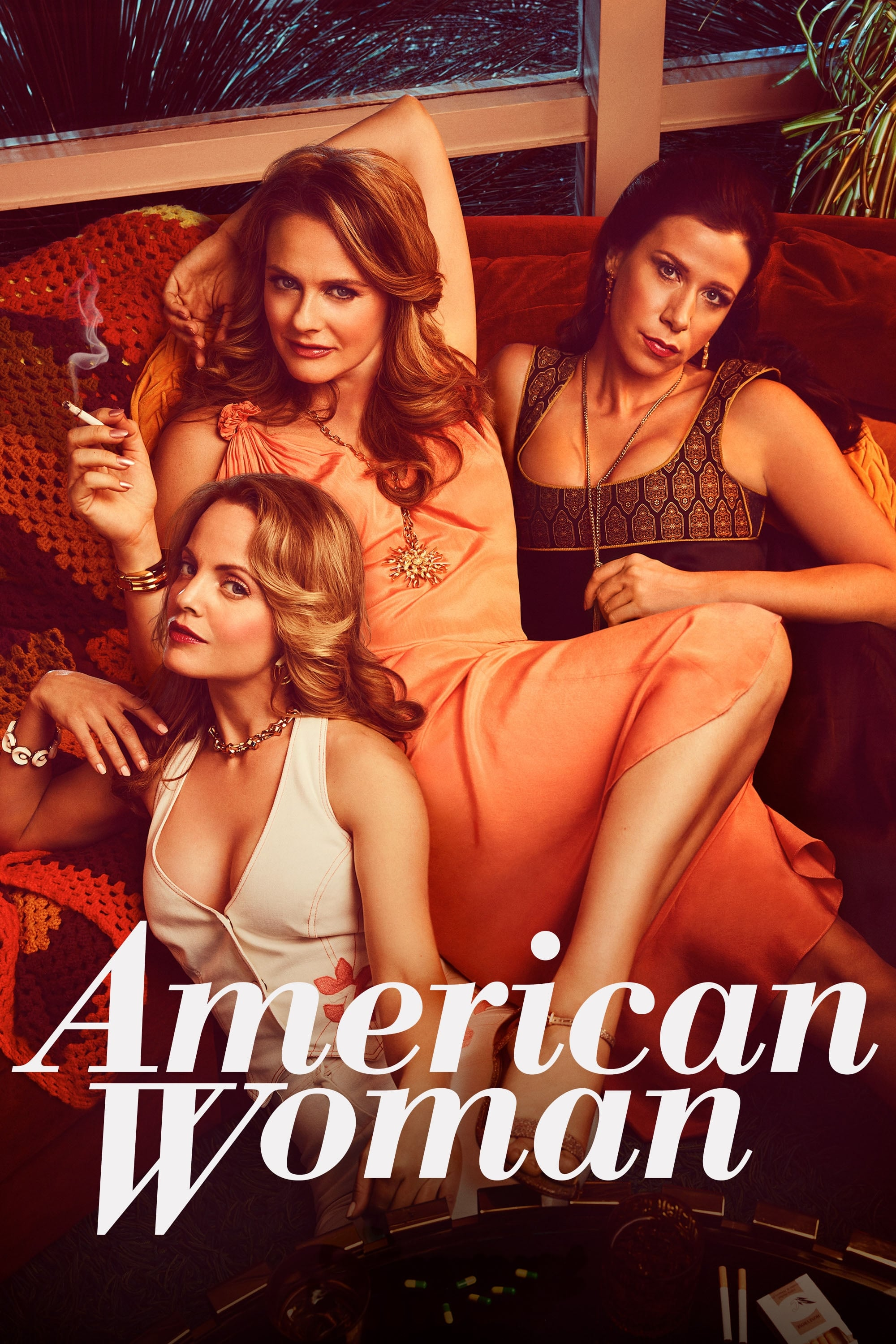 American Woman – Todas as Temporadas Dublado / Legendado (2018)