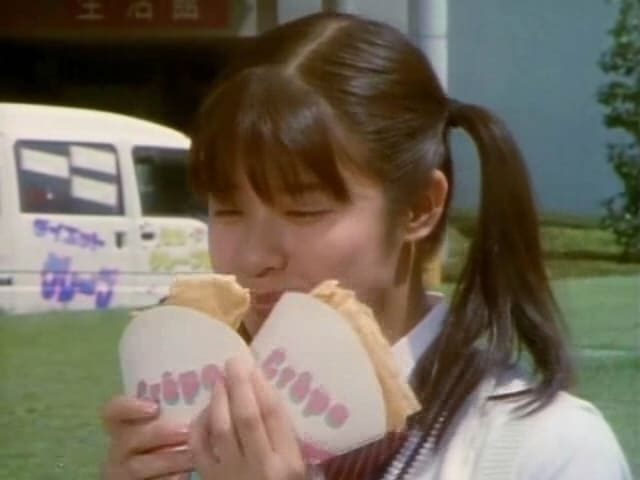 Super Sentai Season 21 :Episode 29  I Want to Lose Weight! Miku's Suspicious Diet