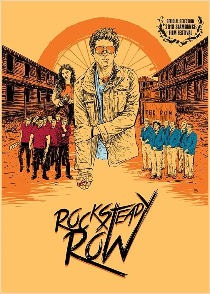 Ver Rock Steady Row Online HD Español (2017)