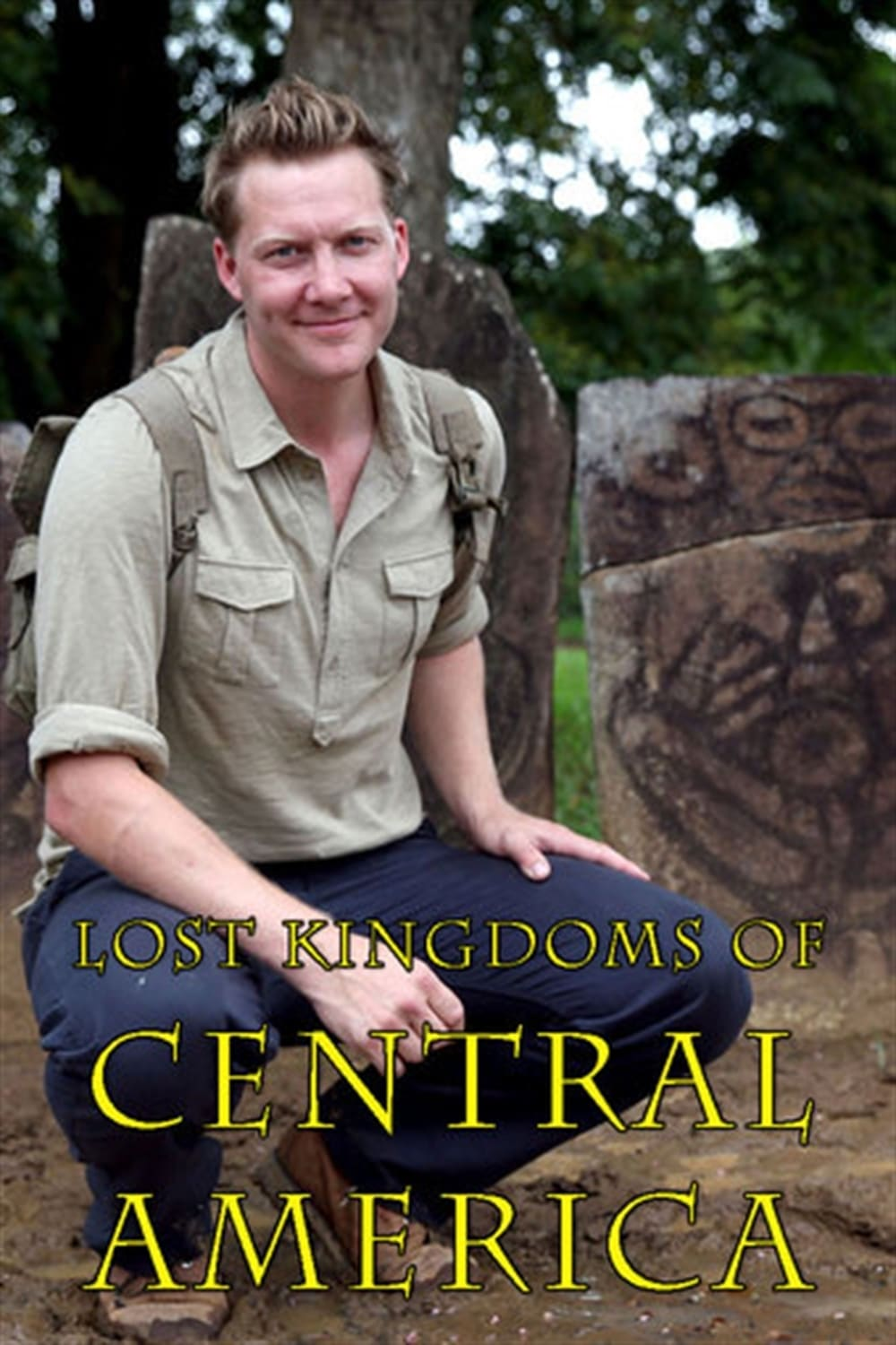 Lost Kingdoms of Central America on FREECABLE TV
