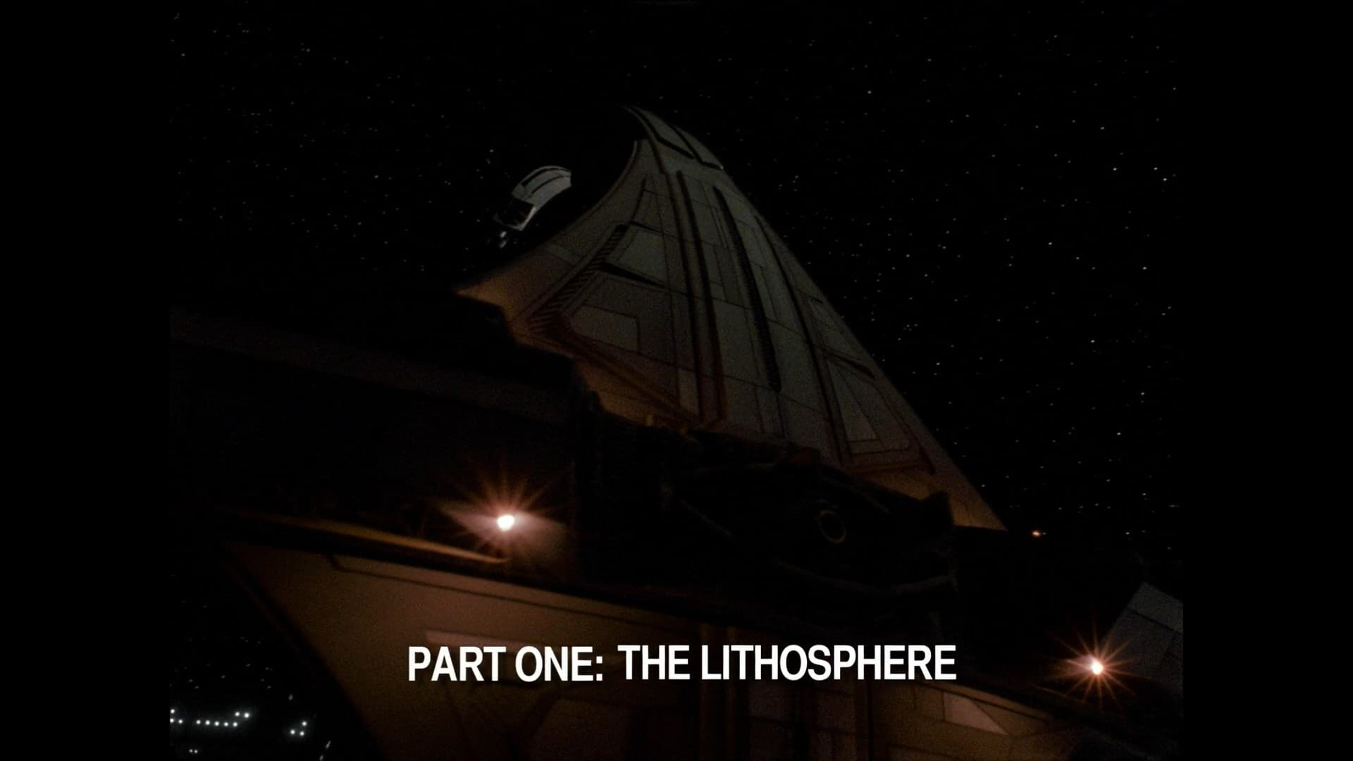 Beyond The Five Year Mission: The Evolution of Star Trek: The Next Generation - Part One: The Lithosphere-Azwaad Movie Database