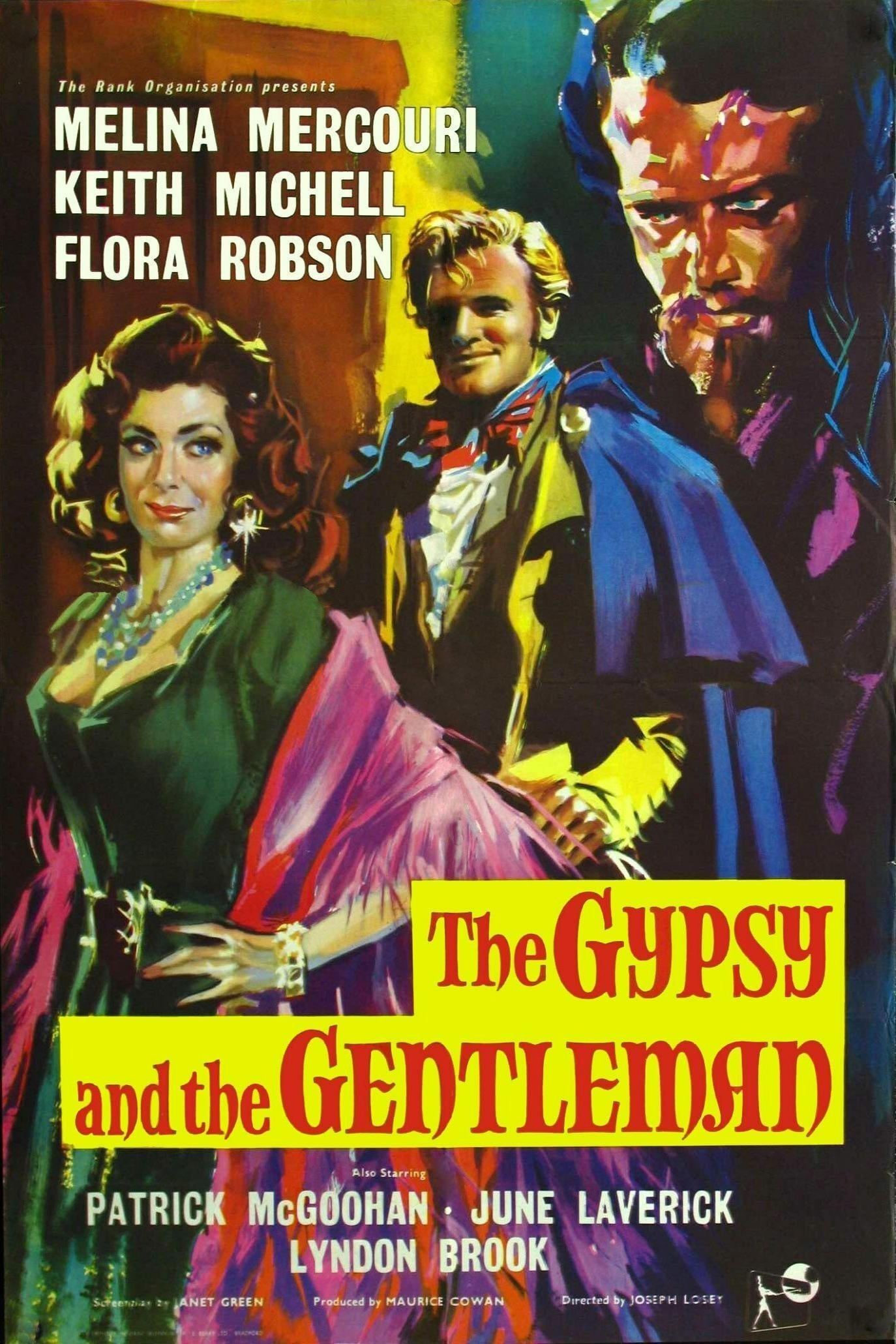 The Gypsy and the Gentleman (1958)