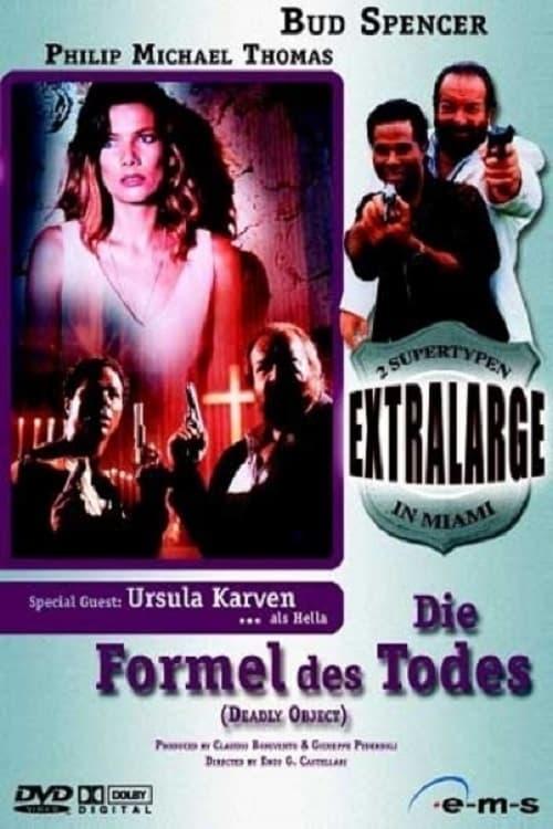 Ver Extralarge: Moving Target Online HD Español (1992)