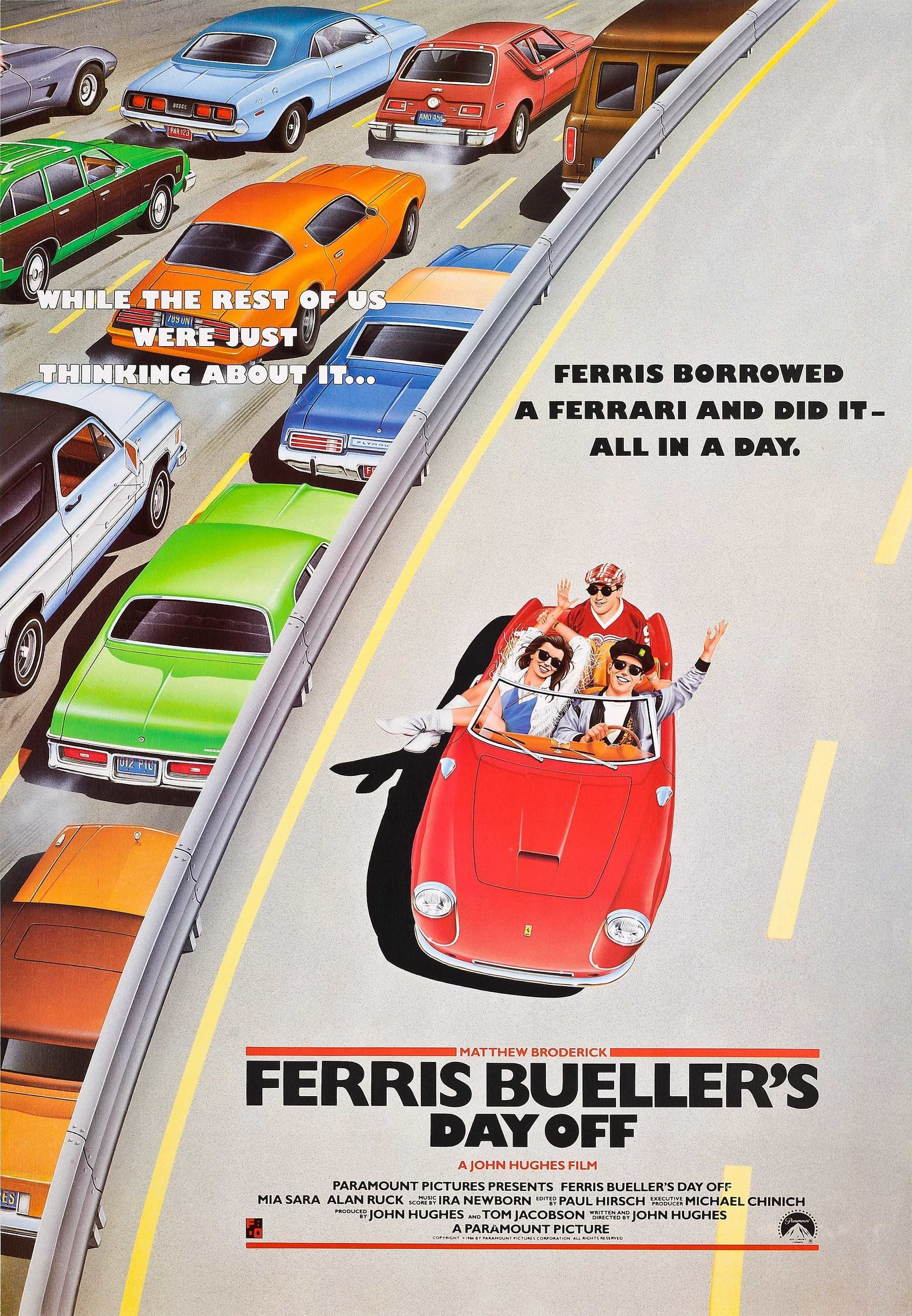 Ferris Bueller's Day Off (1986) - The Movie