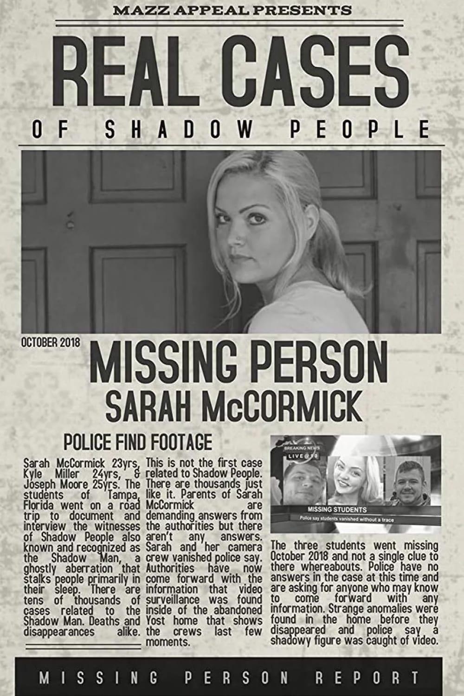 Phim Những Trường Hợp Người Bóng Có Thật: Câu Chuyện Của Sarah McCormick - Real Cases of Shadow People: The Sarah McCormick Story