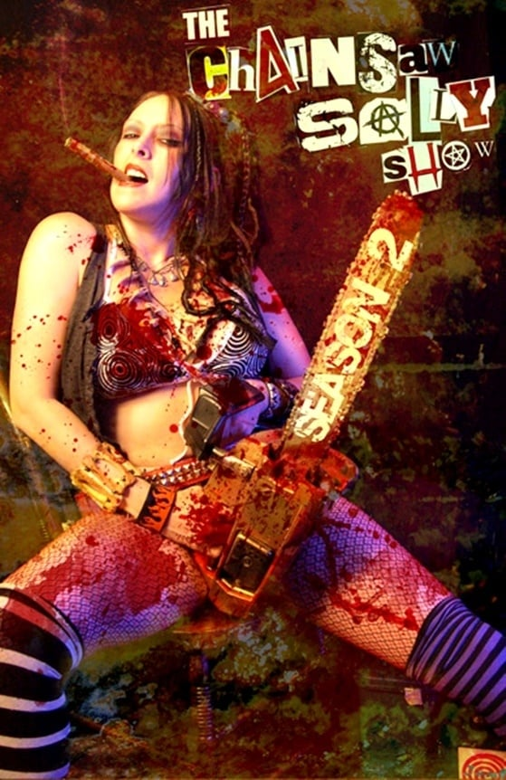 Ver The Chainsaw Sally Show Season 2 Online HD Español (2012)