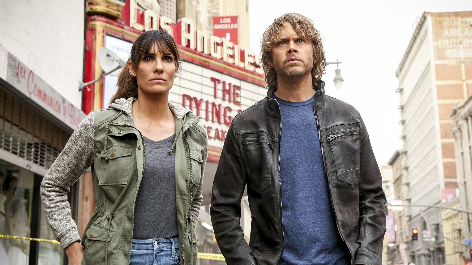 NCIS: Los Angeles Season 10 :Episode 15  Smokescreen, Part II