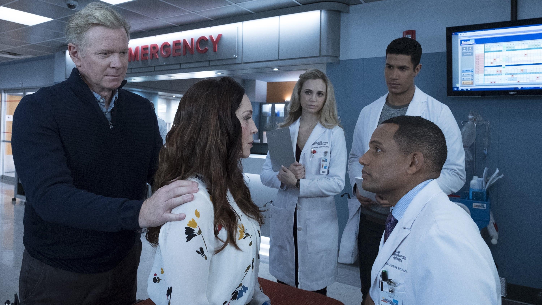 The Good Doctor 1º Temporada Episódio 16 - Dor Dublado
