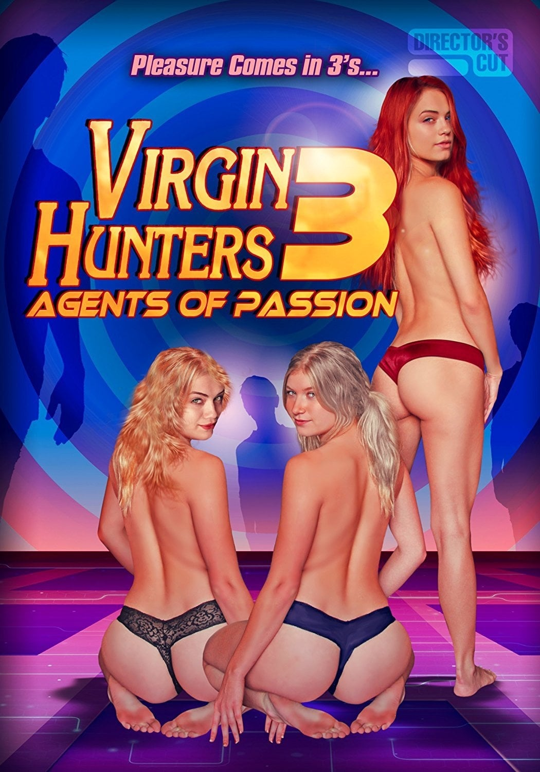 Virgin Hunters 3: Agents of Passion (2017)