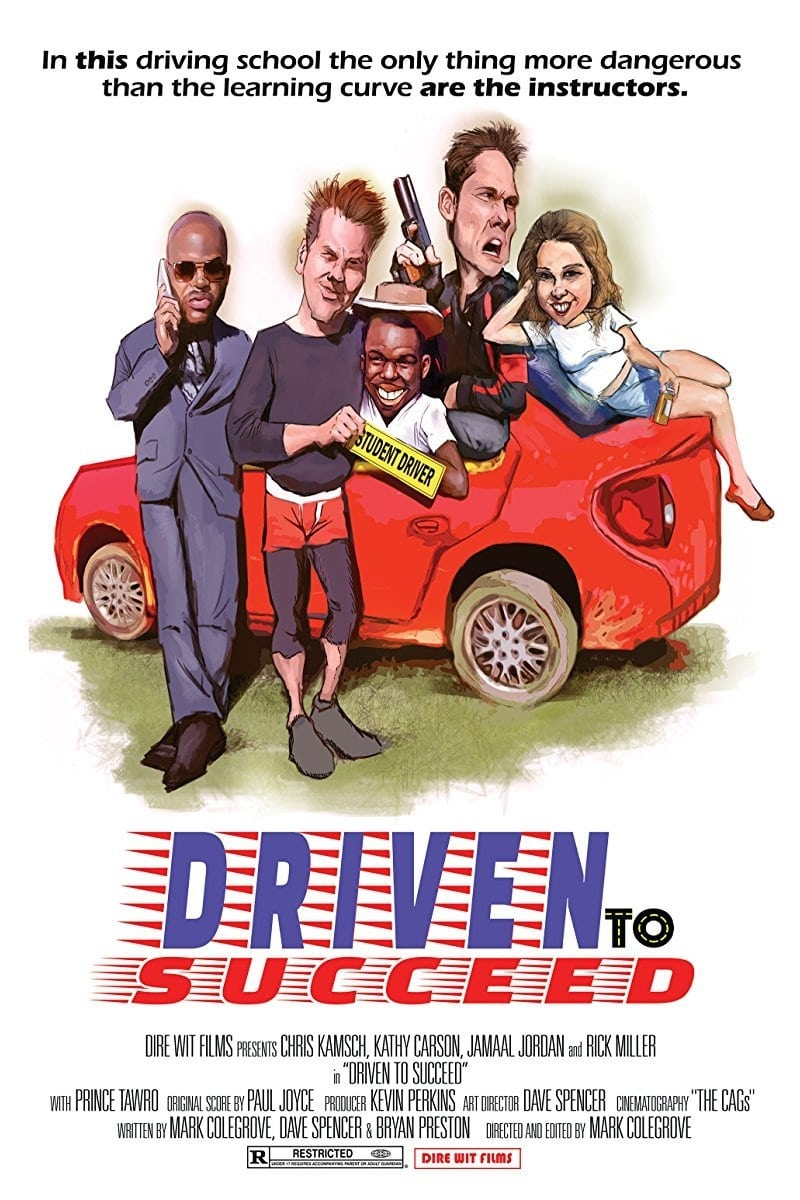 Driven To Succeed (2015)