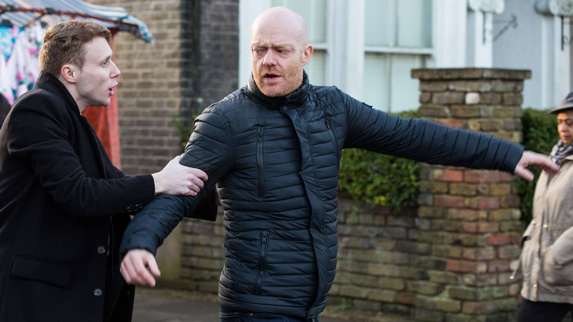 EastEnders Season 34 :Episode 26  13/02/2018