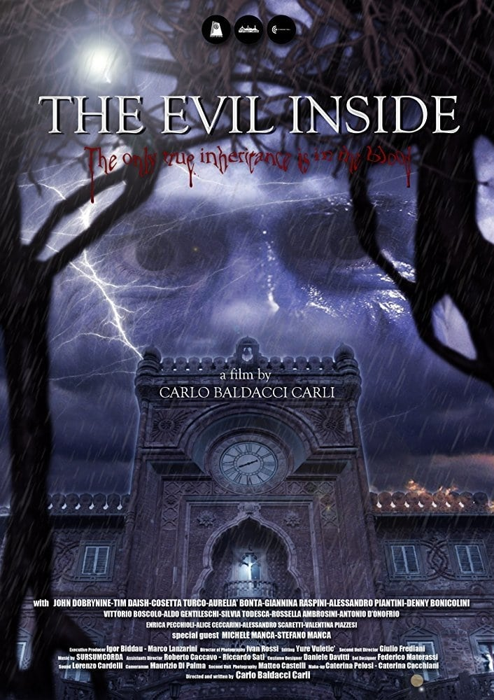 Ver The Evil Inside Online HD Español (2015)