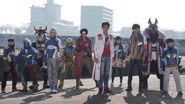 Super Sentai Season 41 :Episode 46  The Interval Between Hope and Despair