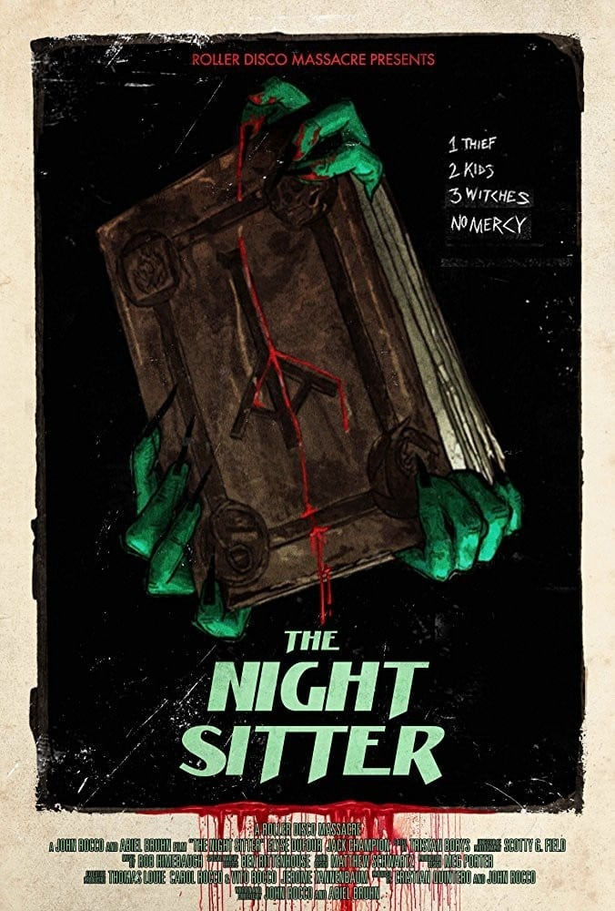 Ver The Night Sitter Online HD Español ()