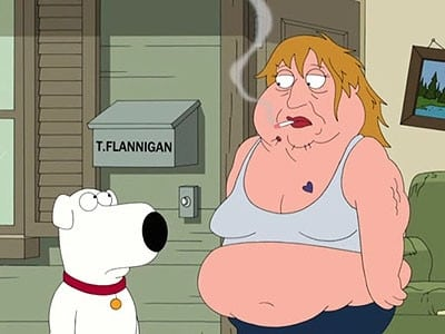 Family Guy Season 6 :Episode 11  The Former Life of Brian