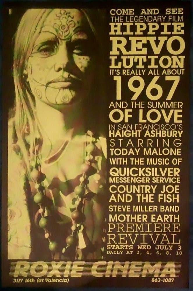 Ver The Hippie Revolution Online HD Español (1996)