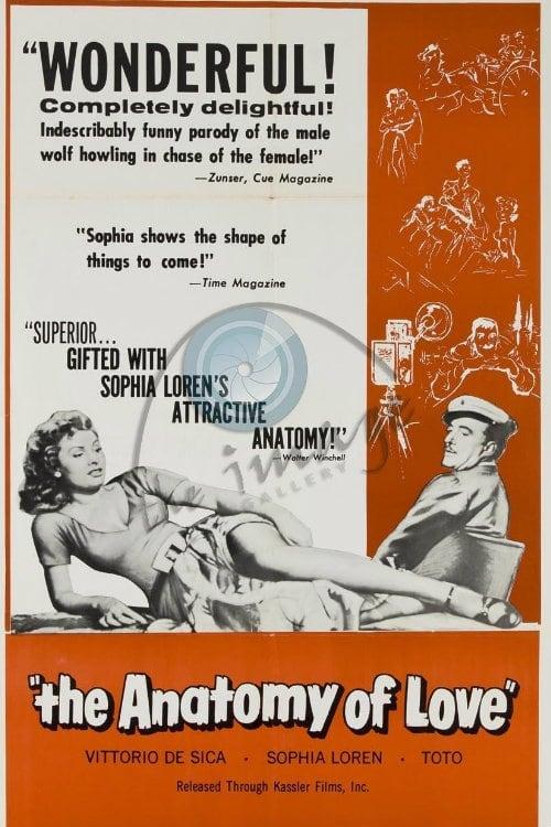 The Anatomy of Love (1954)