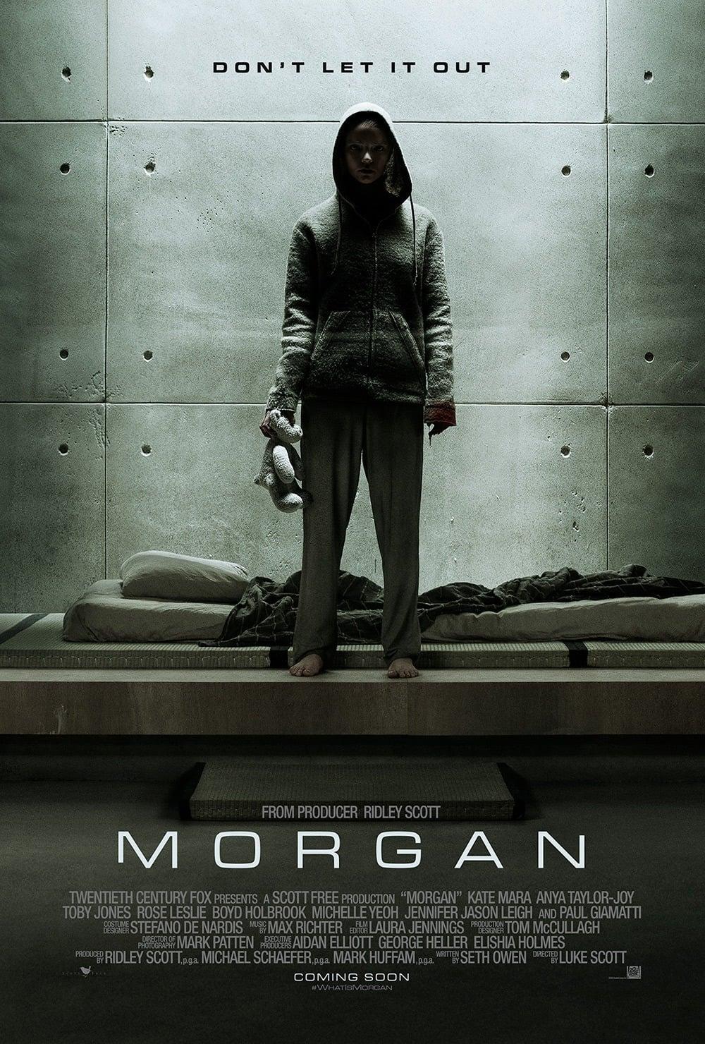 Póster Morgan