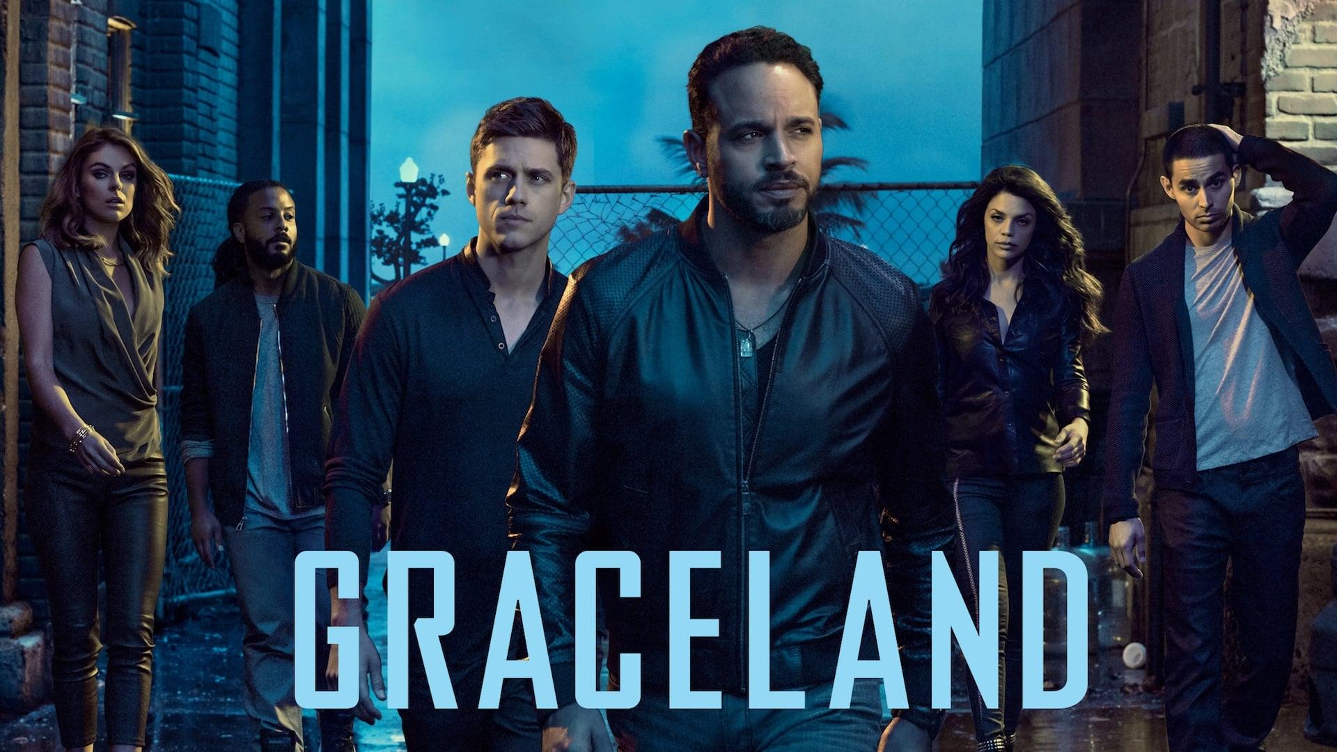 Graceland | TV fanart | fanart.tv  |Graceland Tv Show