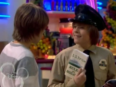 The Suite Life on Deck Season 2 :Episode 3  In the Line of Duty