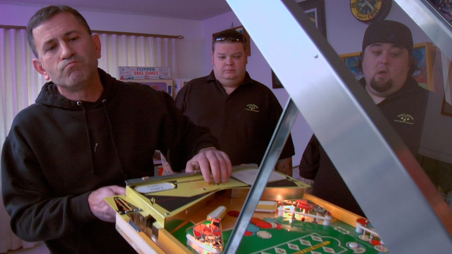 Pawn Stars Season 2 :Episode 7  Pinball Wizards