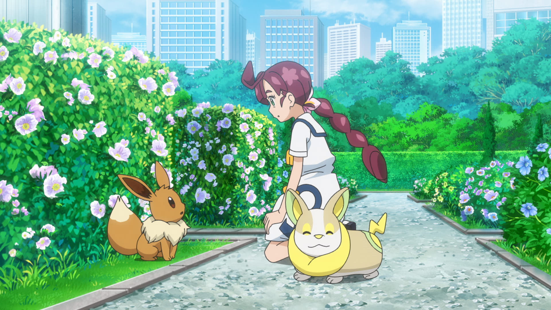 Pokémon Season 24 :Episode 1  To Train, or Not to Train