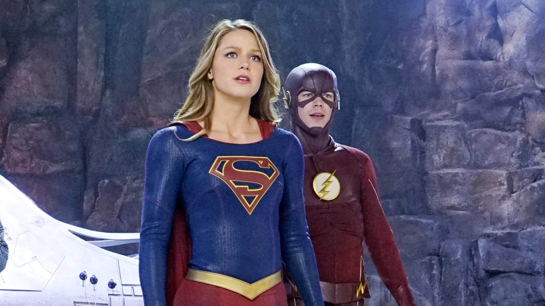 Supergirl Season 1 :Episode 18  Worlds Finest