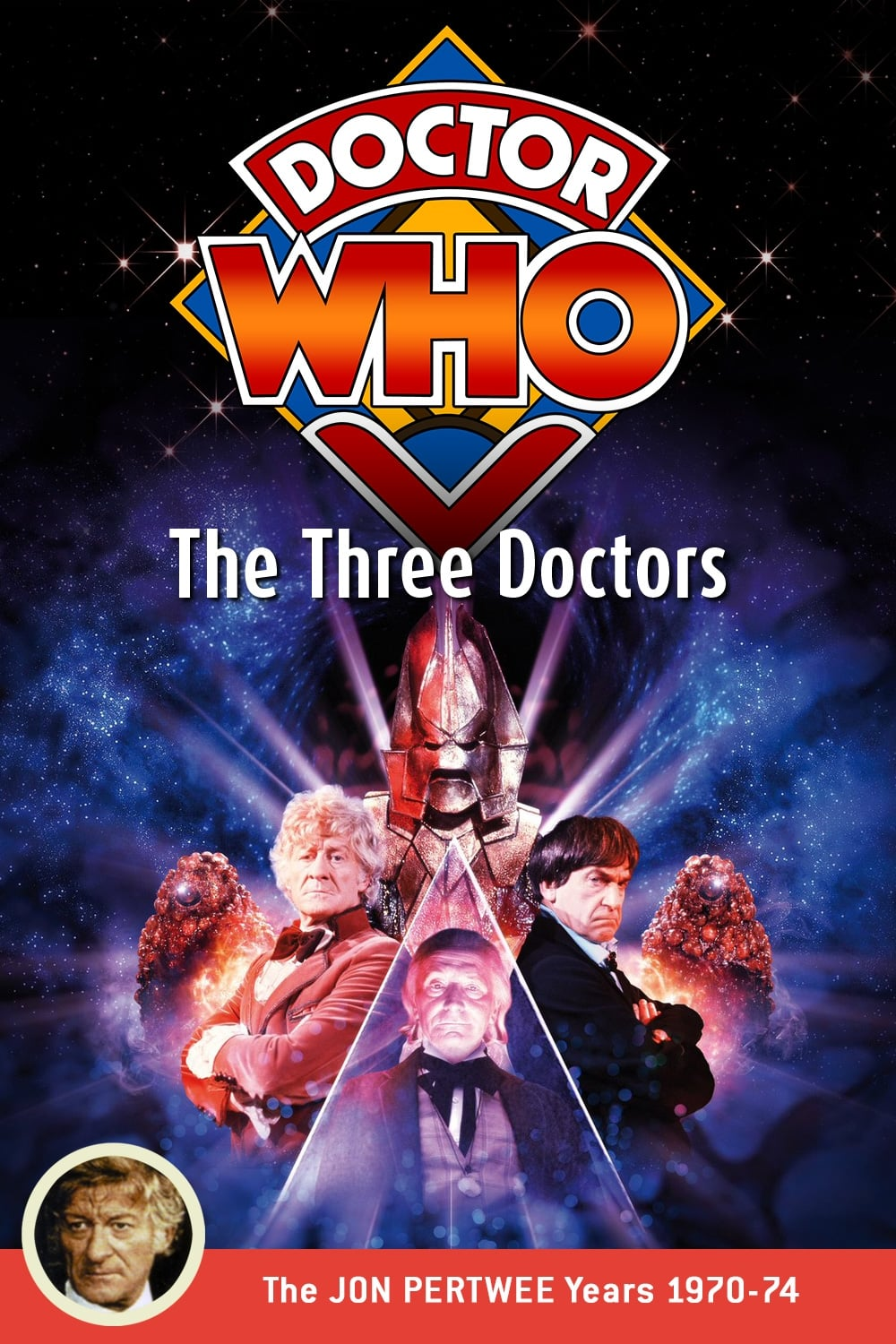 Doctor Who: The Three Doctors (1973)