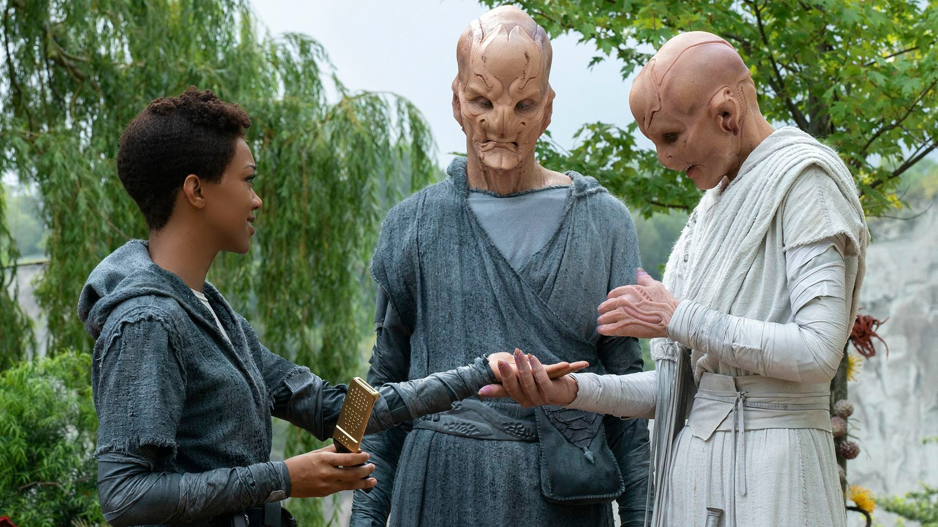 Star Trek: Discovery Season 2 :Episode 6  The Sounds of Thunder