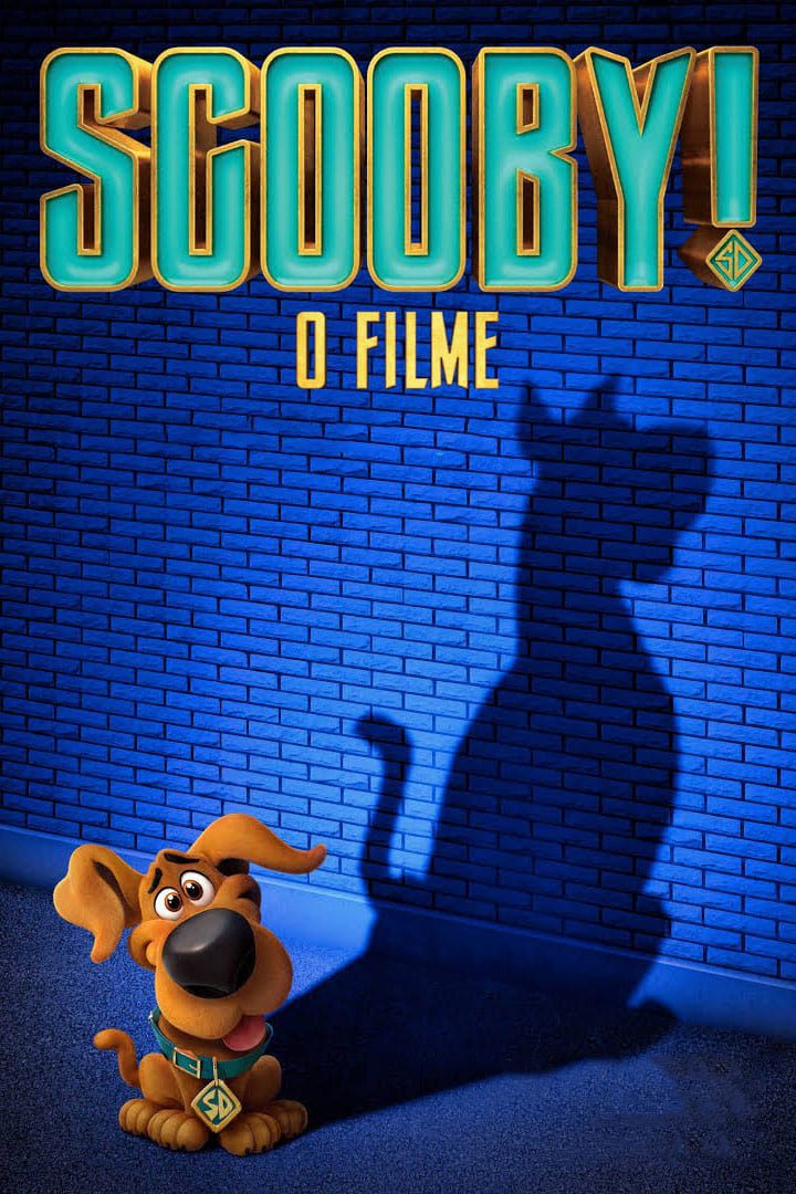 Scooby! - O Filme Torrent (2020)