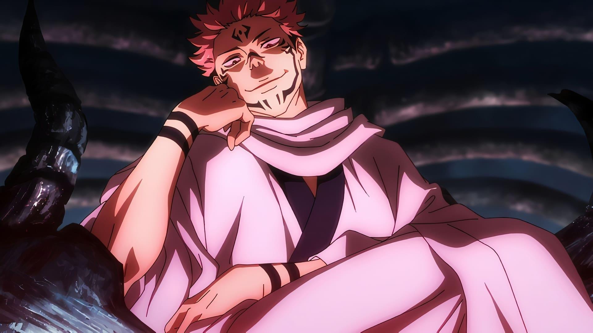 Jujutsu Kaisen Season 1 :Episode 6  After Rain