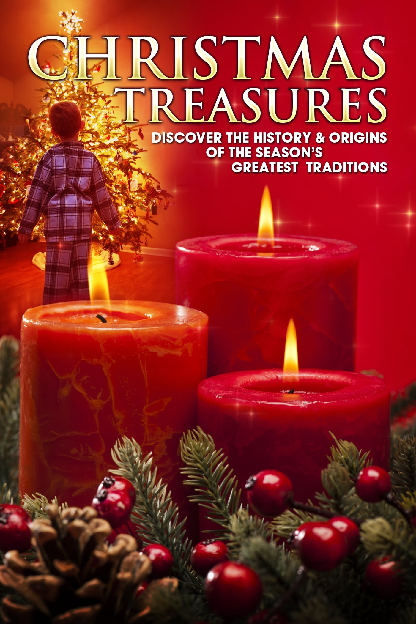 Christmas Treasures: Discover the History & Origins of the Season's Greatest Traditions on FREECABLE TV