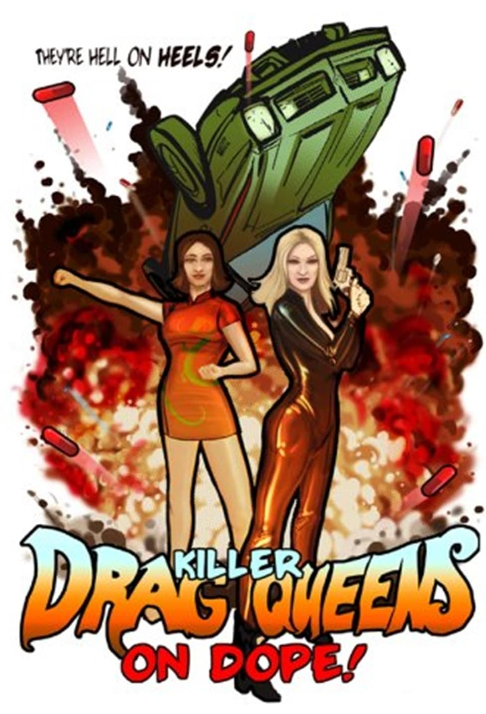 Killer Drag Queens on Dope on FREECABLE TV