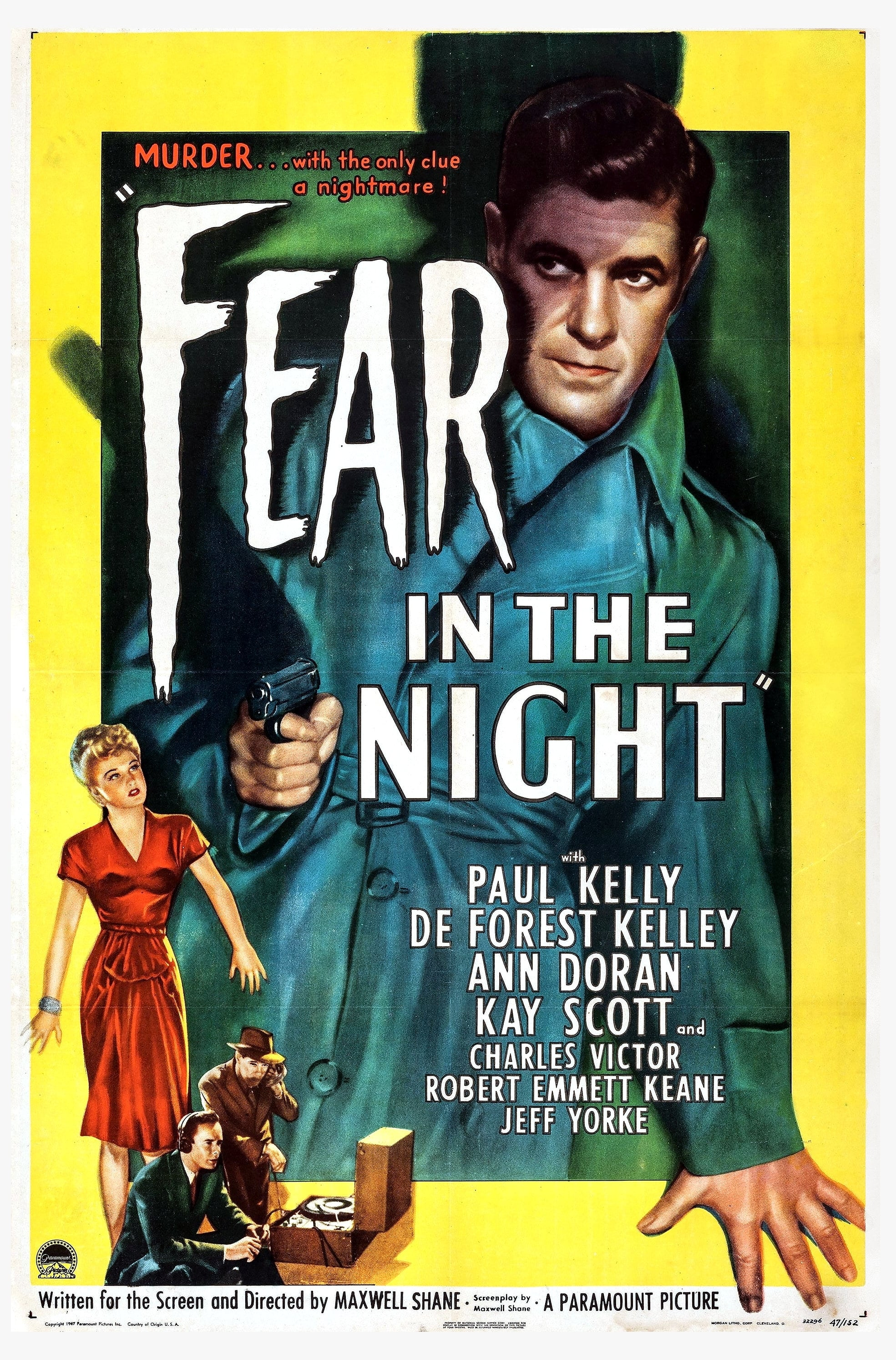 Fear in the Night on FREECABLE TV