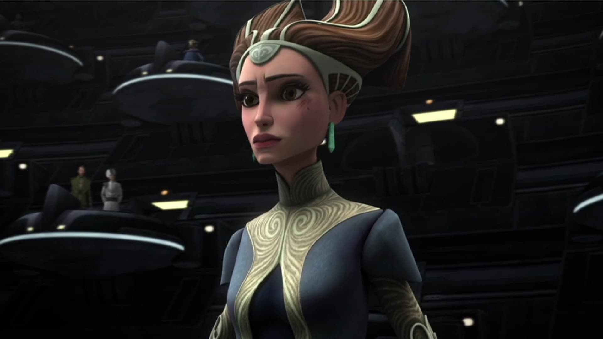 Star Wars: The Clone Wars - Season 3 Episode 11 : Pursuit of Peace