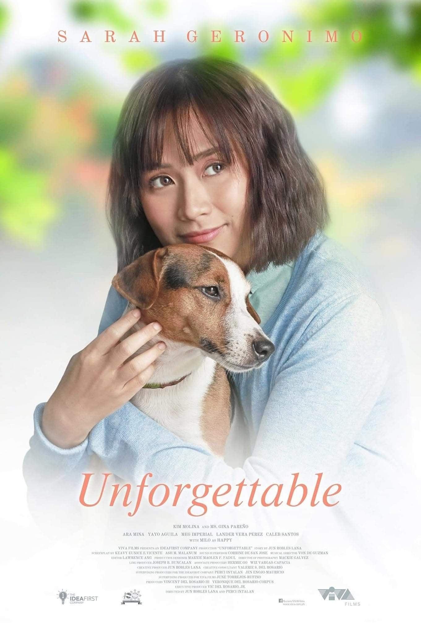 Unforgettable Film 2019