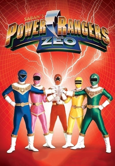 Power Rangers Season 4