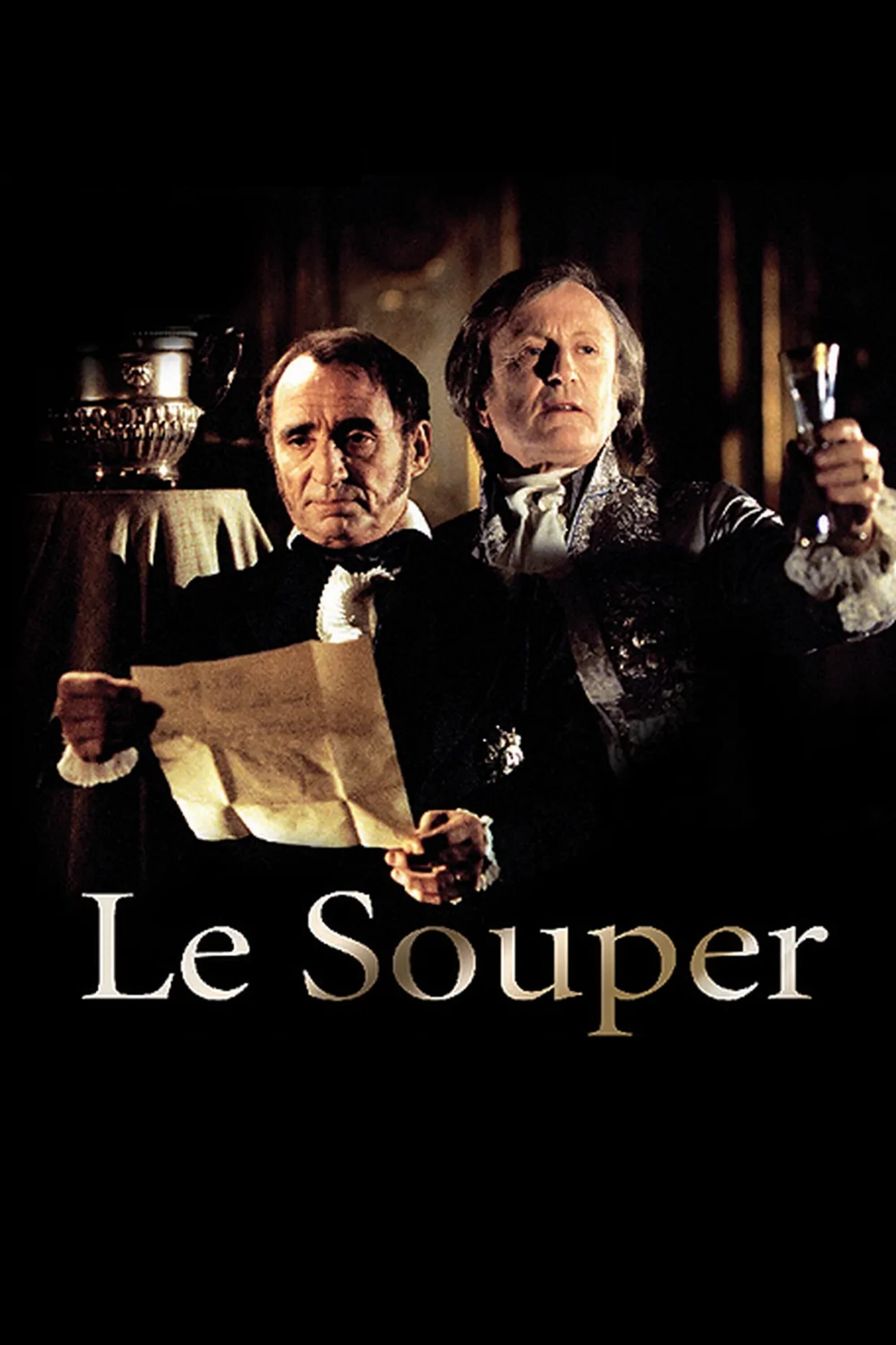 Le Souper 1992 Streaming Complet Vf