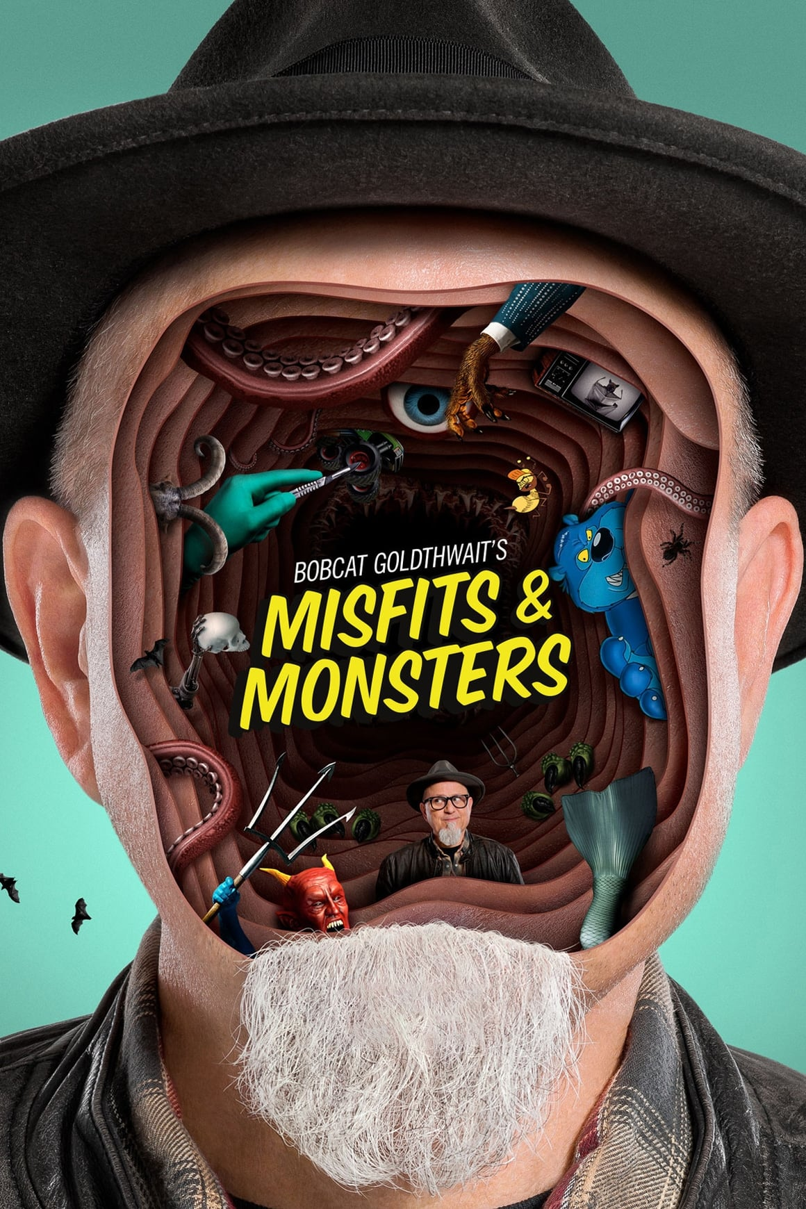Bobcat Goldthwait's Misfits & Monsters – Todas as Temporadas Dublado / Legendado (2018)