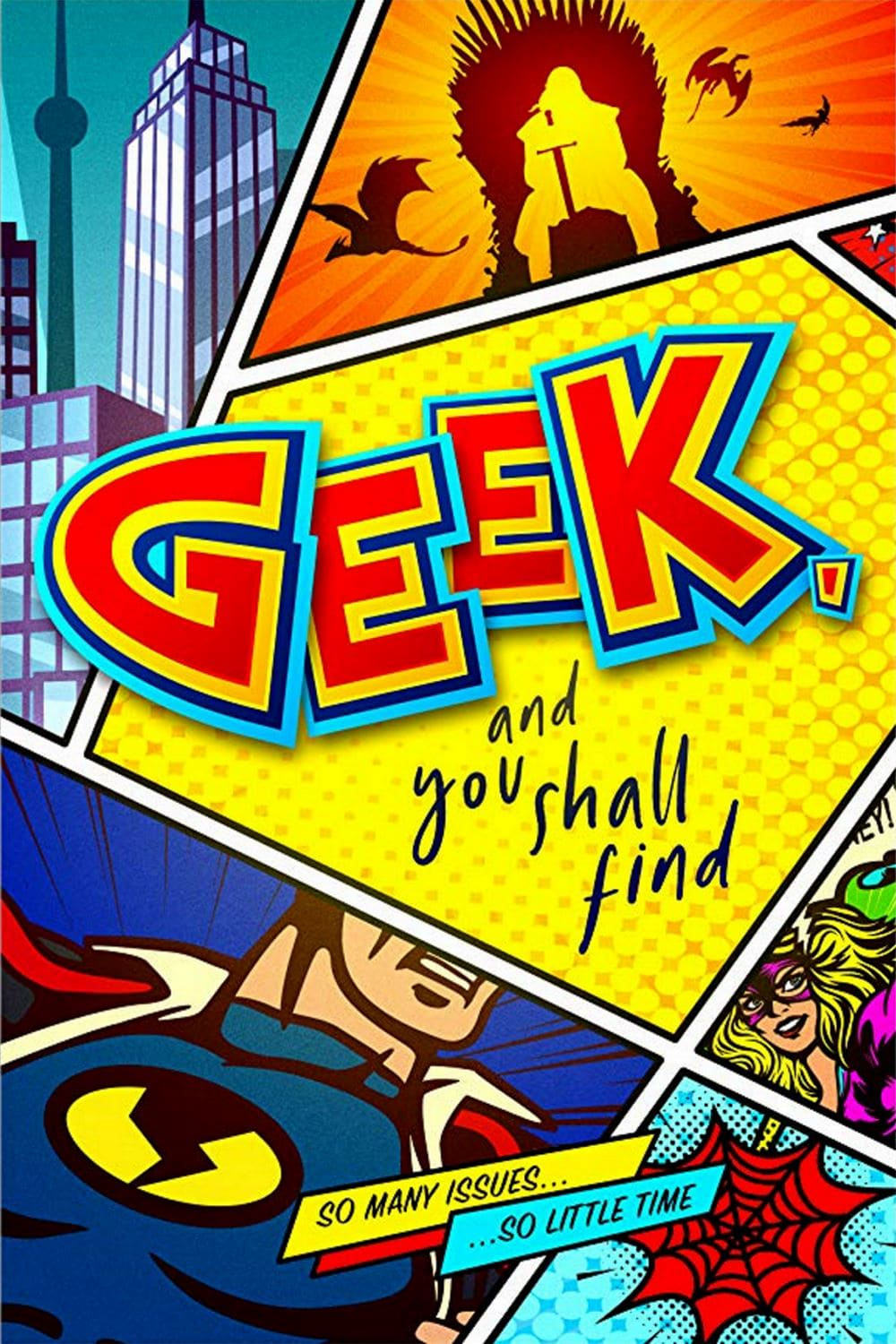 Geek, and You Shall Find on FREECABLE TV