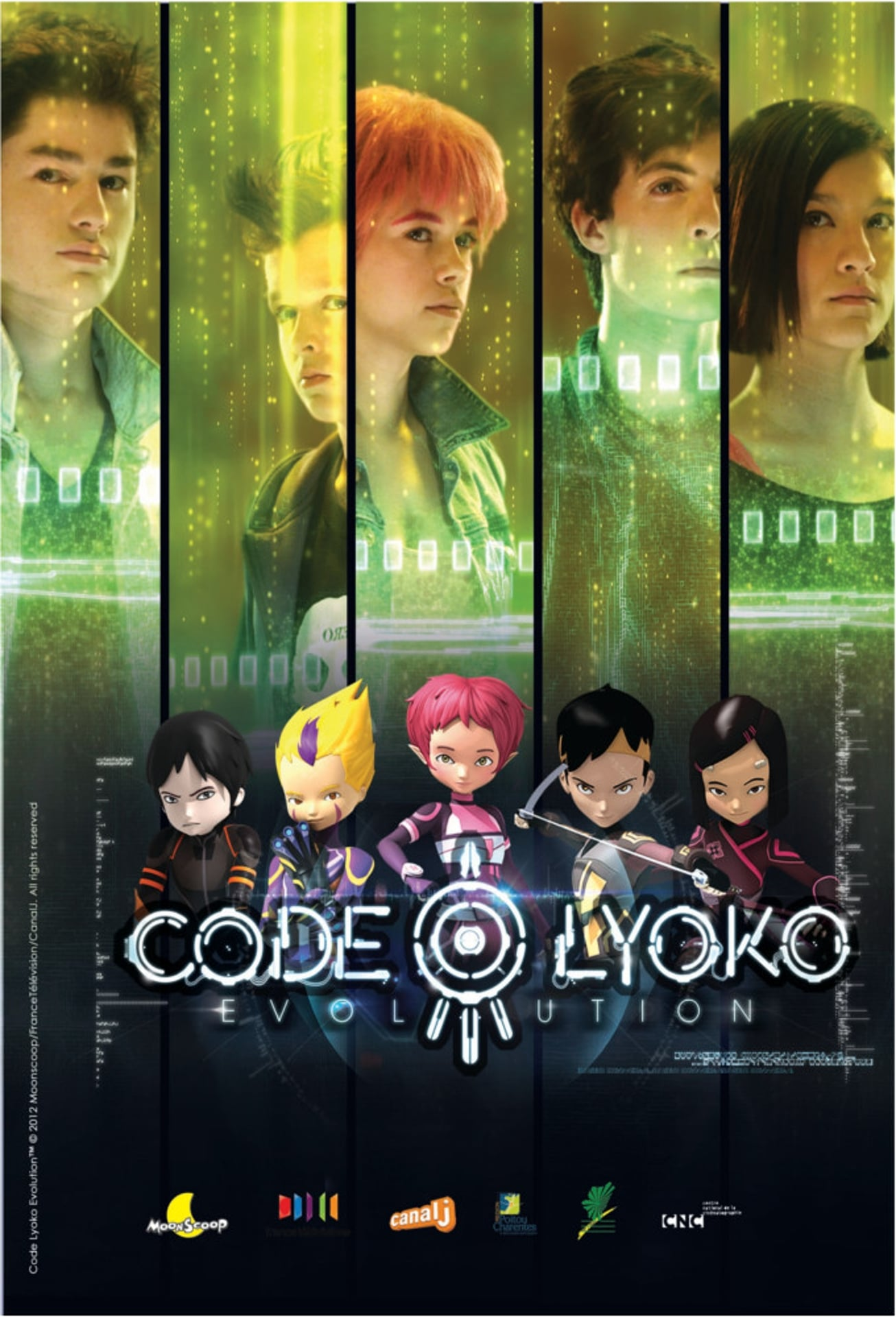 Code Lyoko Évolution (2012)