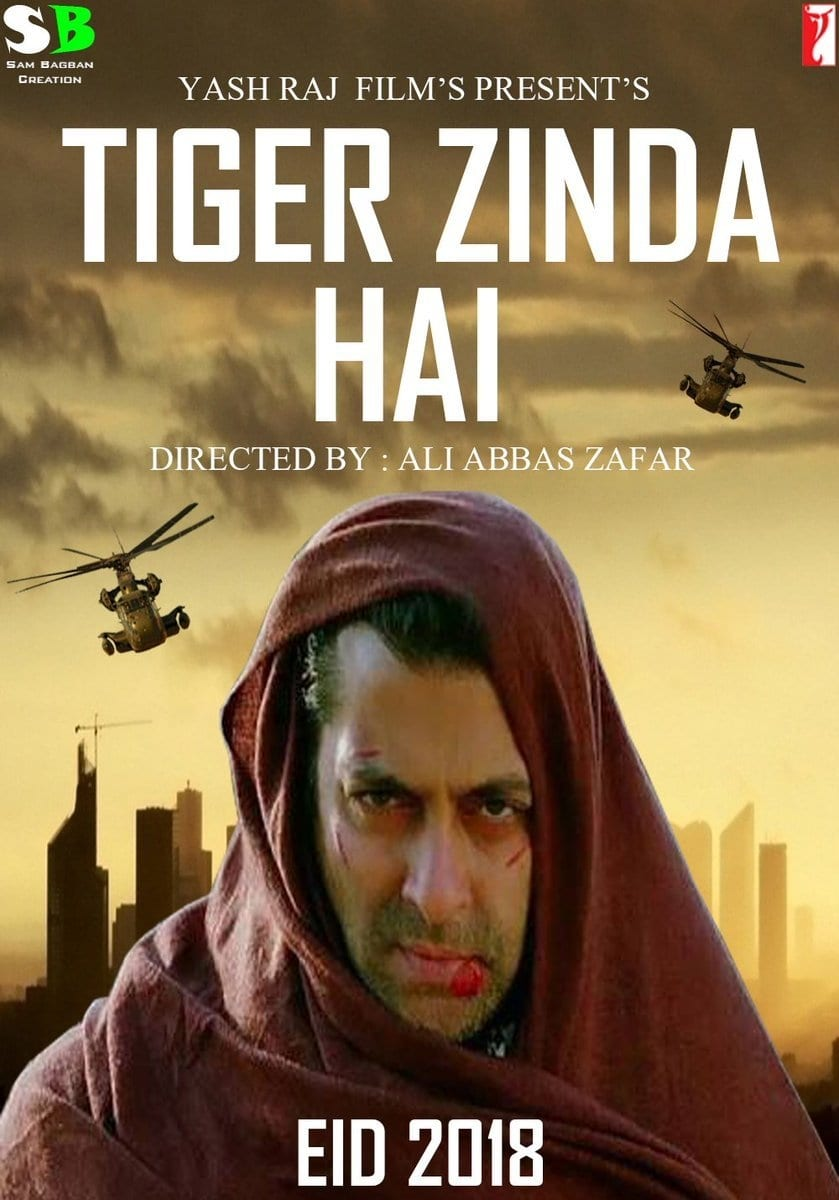Ver Tiger Zinda Hai Online HD Español (2018)