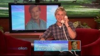 The Ellen DeGeneres Show Season 7 :Episode 15  Patricia Arquette
