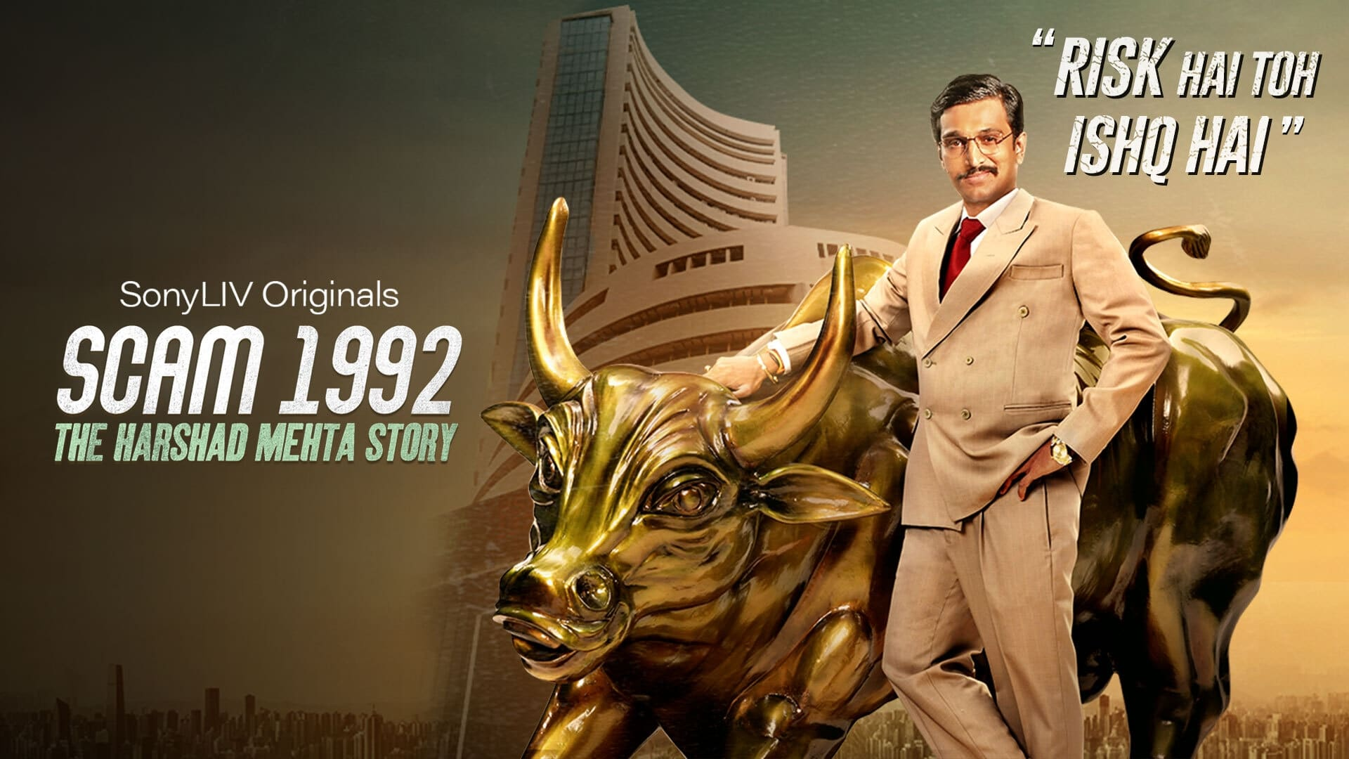 Scam 1992 Season 1 Complete (Tamil Dubbed)