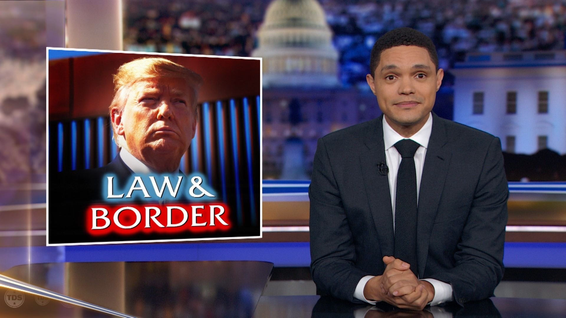 The Daily Show with Trevor Noah Season 25 :Episode 17  Colson Whitehead