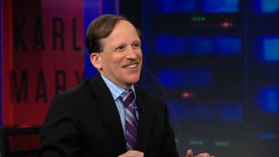The Daily Show with Trevor Noah Season 18 :Episode 79  Jonathan Sperber