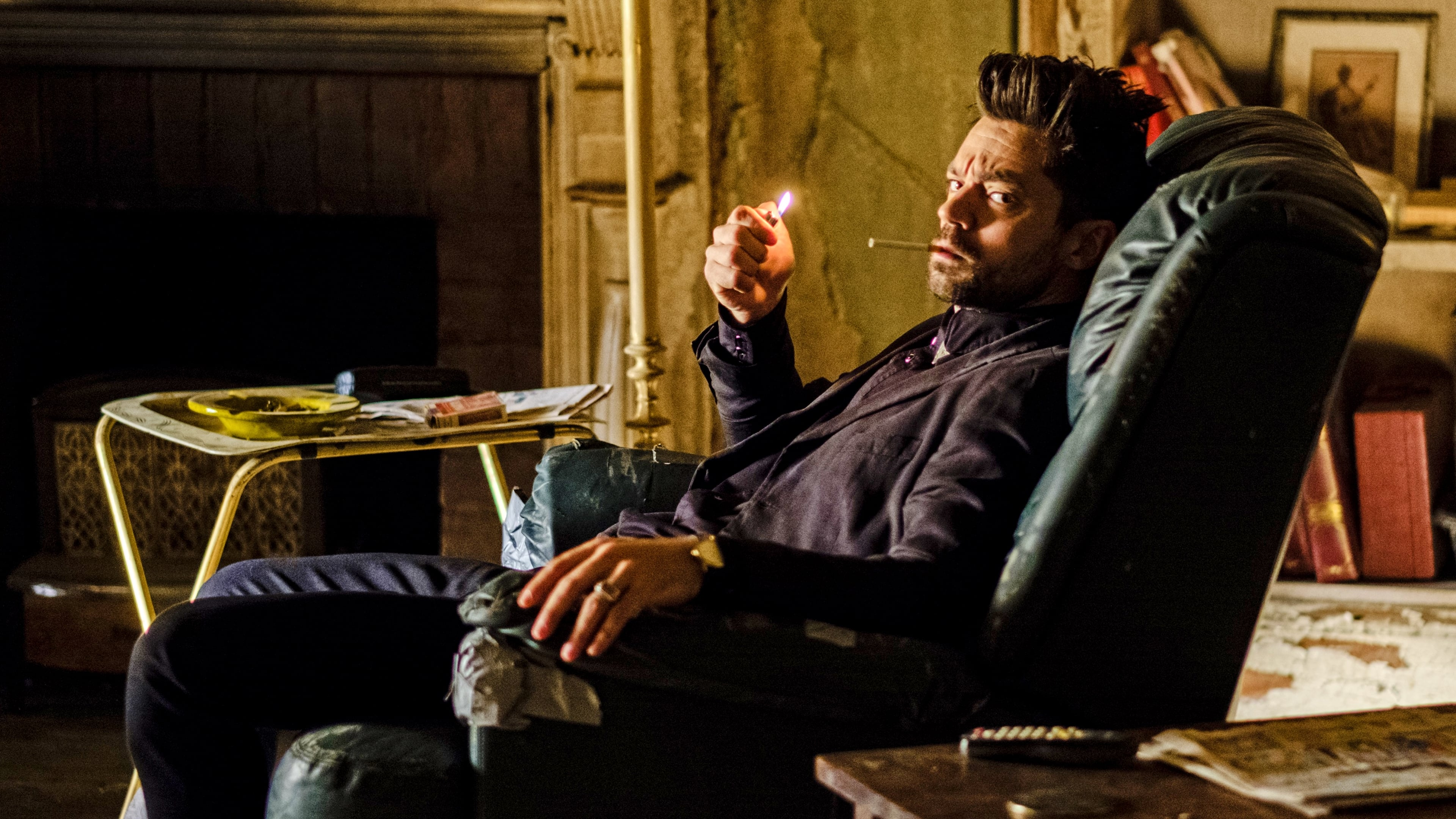 Preacher Season 2 :Episode 12  On Your Knees